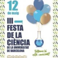 III Festa de la Ciència de la Universitat de Barcelona. Participació del CRAI i homenatge a Jordi Sabater Pi