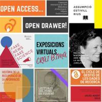 Les exposicions virtuals del CRAI Biblioteca d'Informació i Mitjans Audiovisuals