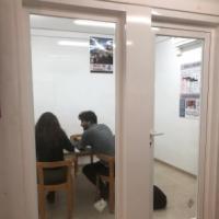 Nova sala de treball al CRAI Biblioteca de Lletres