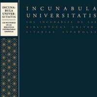 Membres del CRAI participen en una publicació sobre els incunables de les biblioteques universitàries espanyoles