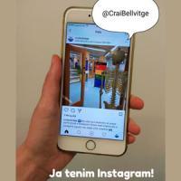 Nou compte d'Instagram al CRAI de la UB: @CraiBellvitge