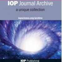 IOP Journals Archive 2000-2013. Novetat en revistes electròniques