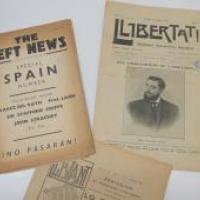 Fons de publicacions periòdiques del CRAI Biblioteca Pavelló de la República. Acabada la fase principal de la seva catalogació