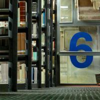 Obertura del dipòsit d'accés lliure del CRAI Biblioteca de Lletres