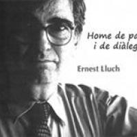 """""""Ernest Lluch (1937-2000): 15 anys després"""". Exposició al CRAI Biblioteca d'Economia i Empresa"""