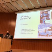Participació del CRAI Biblioteca al Passaport de la professió de la Facultat d'Informació i Mitjans Audiovisuals