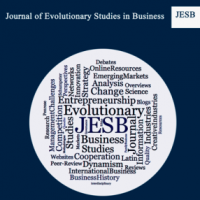 publicat el darrer número de la revista Journal of Evolutionary Studies in Business