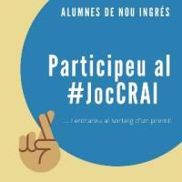 #JocCRAI, una nova manera de conèixer el CRAI Biblioteca del Campus Bellvitge