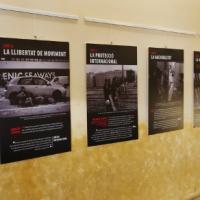 Mare Nostrum: Europa davant la crisi del refugi. Exposició al CRAI Biblioteca del Campus de Mundet
