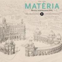 """""""Matèria. Revista Internacional d'Art"""" a RCUB"""