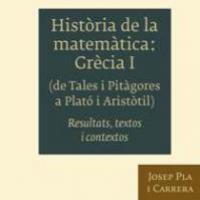 Presentació de l'obra Història de la Matemàtica amb la participació del CRAI Biblioteca de Matemàtiques i Informàtica