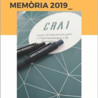 Publicada la Memòria d'Activitats 2019 del CRAI de la Universitat de Barcelona