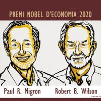 Bibliografia dels guardonats amb el Premi Nobel d'Economia 2020