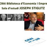 Resultats del concurs al CRAI Biblioteca d'Economia i Empresa: Sala Joseph Stiglitz