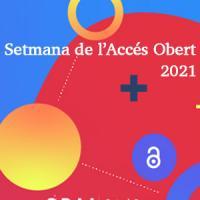 Setmana de l'Accés Obert 2021 al CRA UB