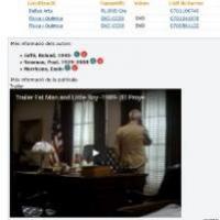 Nova funcionalitat al Catàleg: informació extra sobre autors i pel·lícules cinematogràfiques
