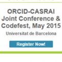 Conferència ORCID-CASRAI a la Universitat de Barcelona