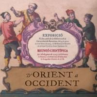 Exposició D'Orient a Occident al CRAI Biblioteca de Reserva