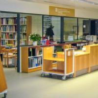 Nou espai al CRAI Biblioteca de Biologia