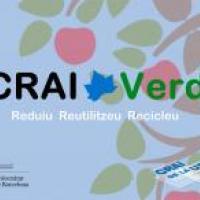 CRAI Verd. Compromís amb el medi ambient