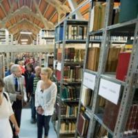 El CRAI UB i l'Any de les Biblioteques en el seu Dipòsit de Cervera