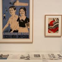 Renovació de la mostra permanent del MACBA amb la participació del CRAI Biblioteca del Pavelló de la República