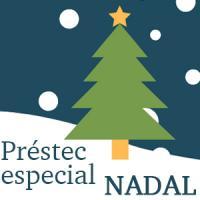 Préstec especial de Nadal 2019 als CRAI Biblioteques de la UB