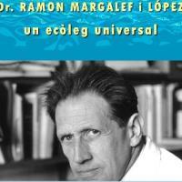 Exposició Dr. Ramon Margalef i López: un ecòleg universal al CRAI Biblioteca de Biologia