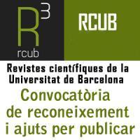 Convocatòria de reconeixement de les revistes científiques de la UB i de concessió d'ajuts per publicar-les