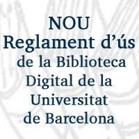 Publicat el nou Reglament d'ús de la Biblioteca Digital de la Universitat de Barcelona