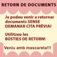 Canvis d'interès en la reobertura dels CRAI Biblioteques