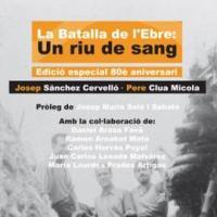 Presentacions del llibre La batalla de l'Ebre: un riu de sang