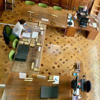 Renovació de la distribució i de l'equipament de la sala de consulta del CRAI Biblioteca de Reserva