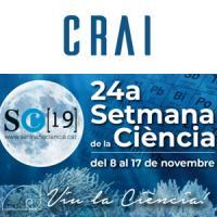 El CRAI a la 24a Setmana de la Ciència