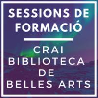 Sessions de formació al CRAI Biblioteca de Belles Arts