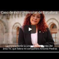 Campus Virtual UB al núvol: presentació a SIMO 2019