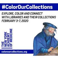 El CRAI de la UB a la campanya #ColorOurCollections 2020