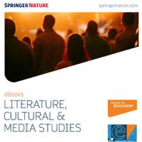 Literature, Cultural and Media Studies, de Springer Nature eBook collections. Nova subscripció