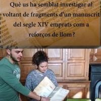 Suport a la docència al CRAI Biblioteca de Reserva