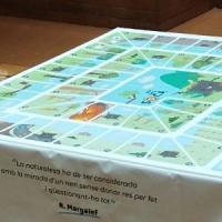 El Joc de la soca i exposició blibliogràfica del CRAI Biblioteca de Biologia