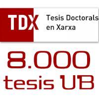 8.000 tesis de la UB al repositori de Tesis Doctorals en Xarxa (TDX)