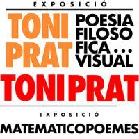 Exposcions de Toni Prat als CRAI Biblioteques de Lletres i de Matemàtiques i informàtica