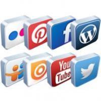 Novetats a les xarxes CRAI UB: Pinterest a Dret i Flikr a Belles Arts