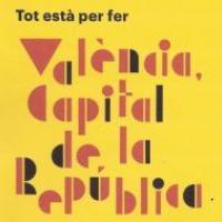 """El CRAI Biblioteca del Pavelló de la República a l'exposició """"Tot està per fer: València, capital de la República"""""""