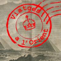 """""""Viatges a l'Orient"""". Mostra bibliogràfica al CRAI Biblioteca de Lletres"""