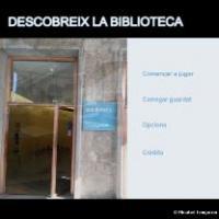 Videojoc: Descobreix la Biblioteca al CRAI Biblioteca del Campus de Mundet