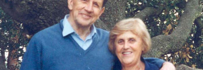 Ramon Margalef i Maria Mir al Montseny (2000)