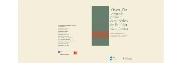 Portada Víctor Brugada