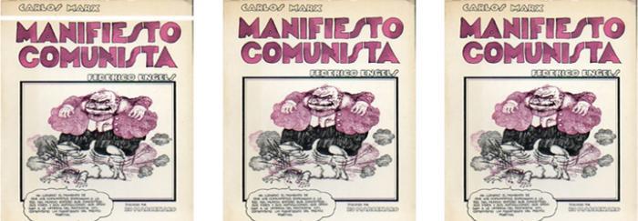 Manifiesto comunista / Marcenaro