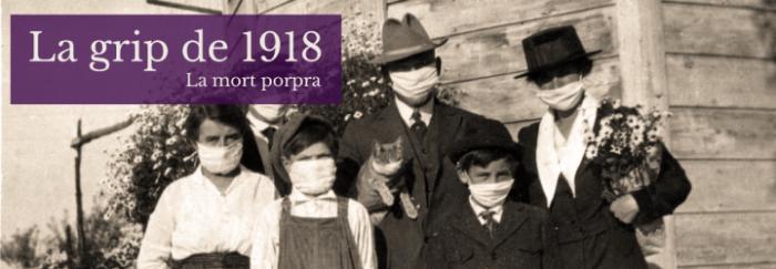 La grip de 1918